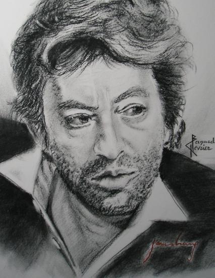 Serge Gainsbourg par leonarde20.6